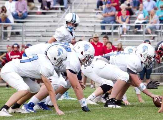 Football team Lakeland TN